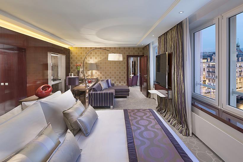 Upratovanie hotelov a hotelový servis
